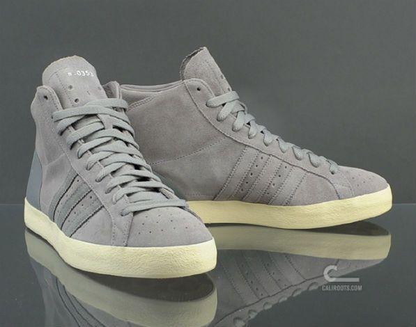 new arrival 841ab 470ef adidas Originals Basket Profi    The Soloist – Tech Grey   Light Bone