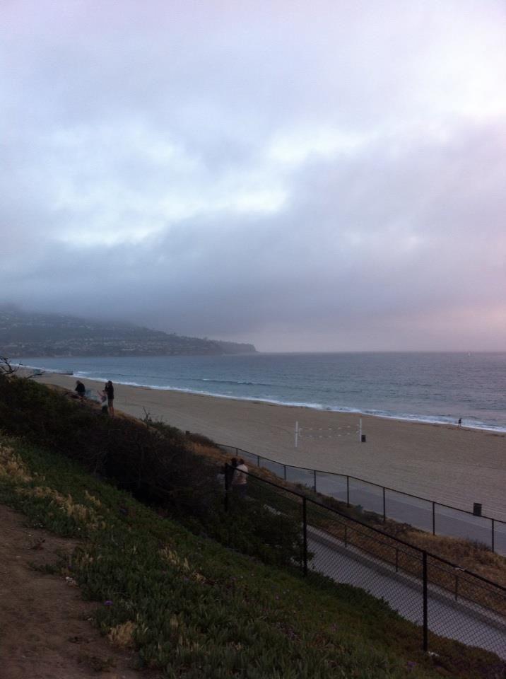 Live On The Beach, Redondo Beach CA, Thanks Mom