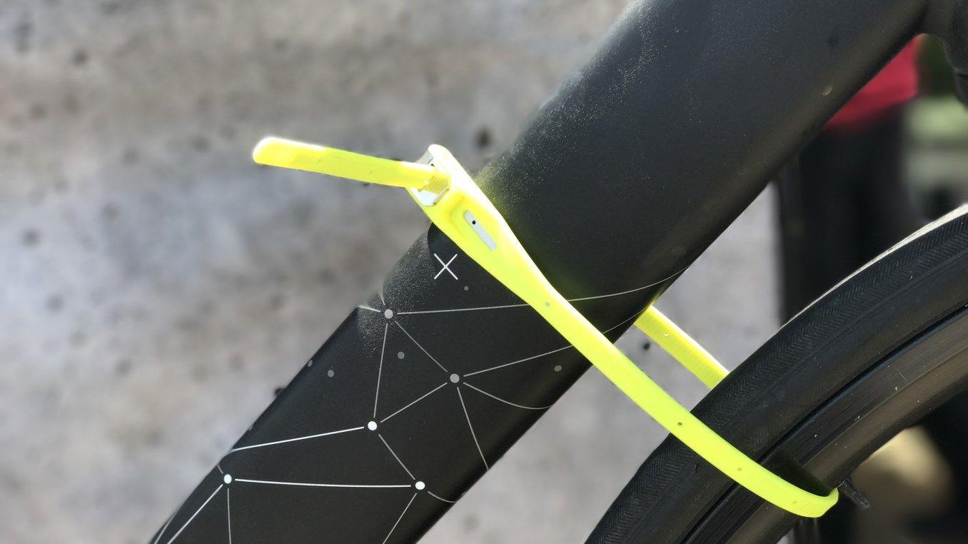 Hiplok Releases Handy Bike Zip Tie Lock The Z Lok Review