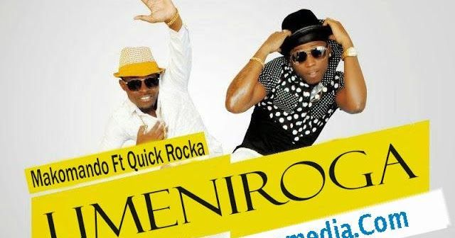 Audio: Makomando Ft Quick Rocka - Umeniroga | YINGA MEDIA | YINGA