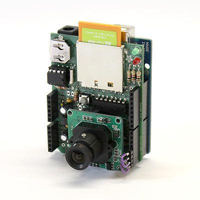 Arduino wireless camera
