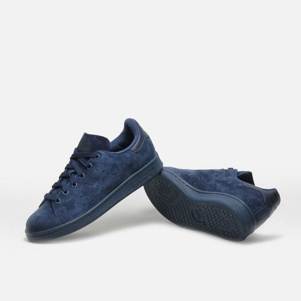 Suede shoes men, Adidas stan smith navy