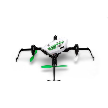The Blade Glimpse drone is the ideal platform for getting started in aerial cinematography. Despite its nano-size, the durable design can fly indoors or out and features an integrated camera with HD recording plus FPV video down-link capability.