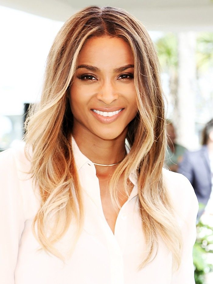 Ciara Hairstyles A Ciara Hairstyle For Every Day Of The Week  Ciara Hairstyles