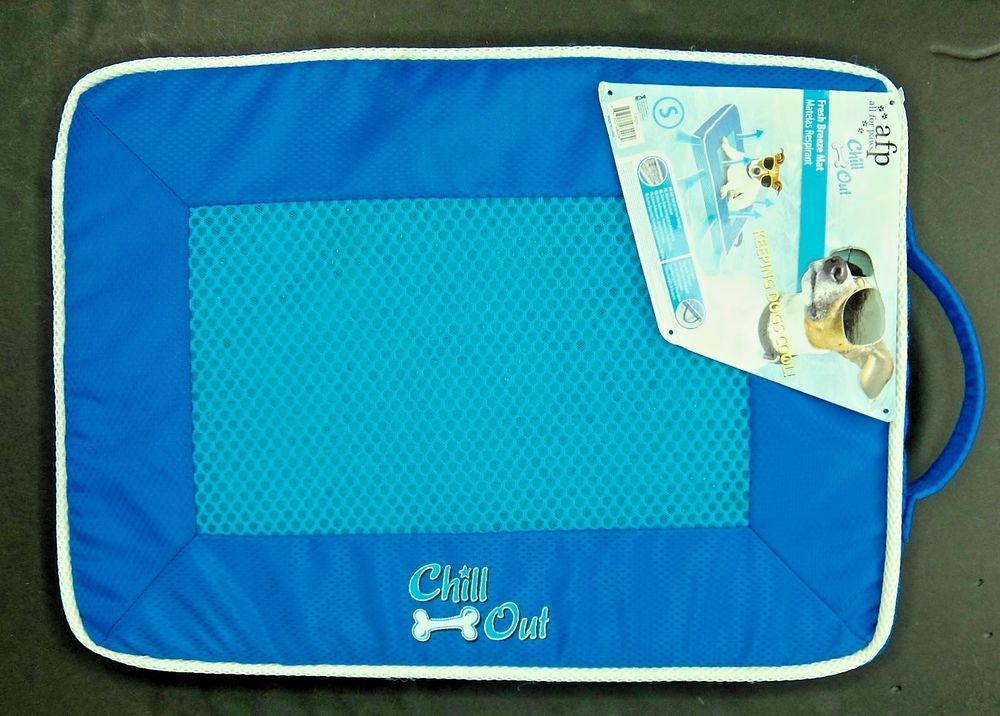 All For Paws Chill Out Fresh Breeze Mat For Small Dogs