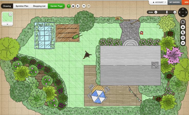 plan a garden online