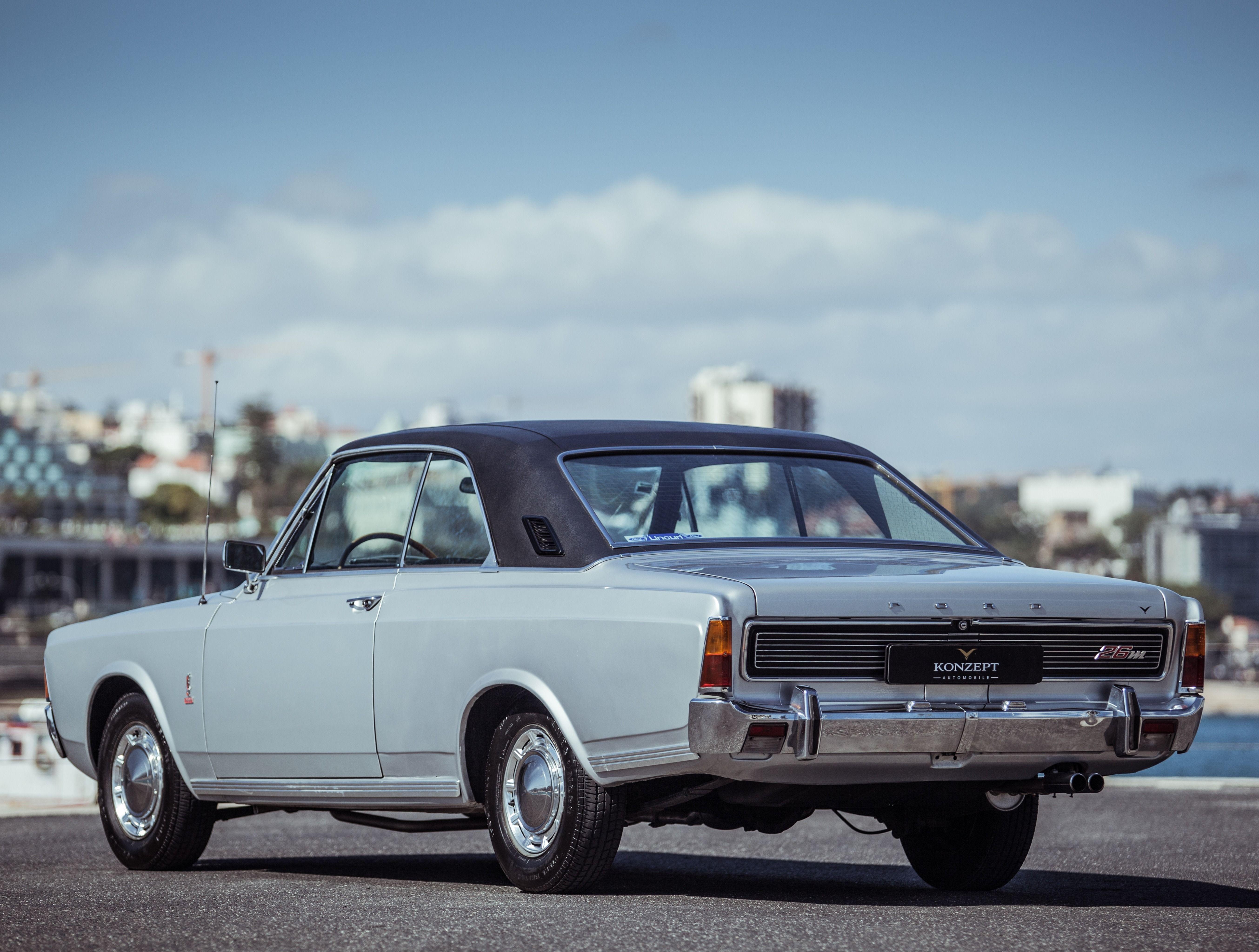1970 Ford Taunus 26m