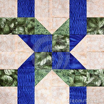 Twisted Ribbon Quilt Square By 2longdogs Via Dreamstime