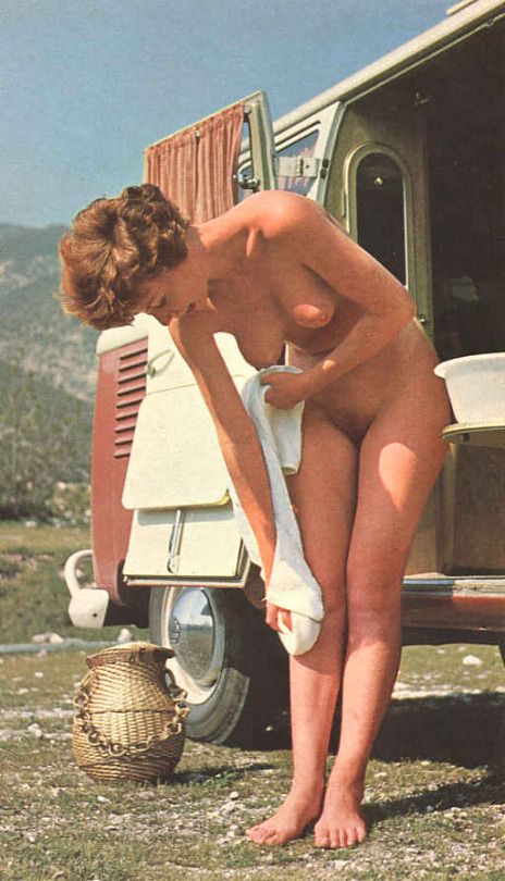 What nude girl in camper opinion