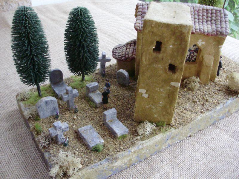 Notre Village Provencal Est Termine Les Decos De La Flo