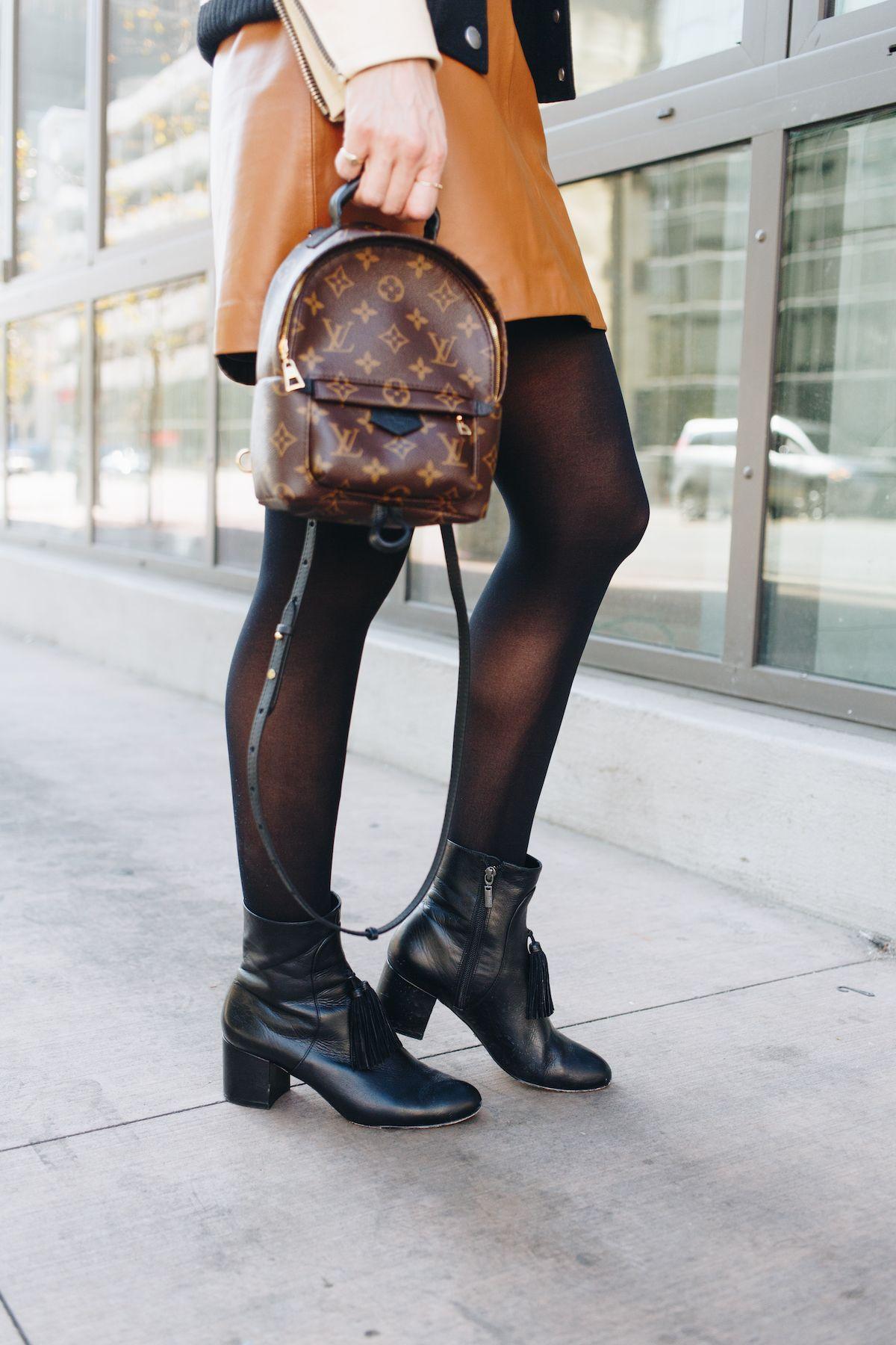 Louis Vuitton Mini Bag Mini bag, Leather backpack, Leather