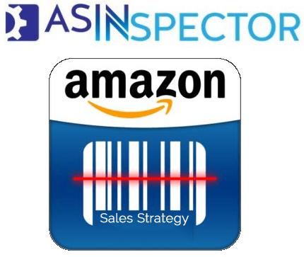 ASINSpector Pro Amazon. Shopify, Research Mobile
