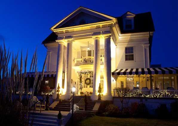 Cape May Bed Breakfast Hotel Resort Peter Shields Inn