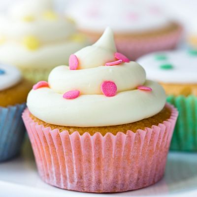 Grandmother S Kitchen With Images Basic Cupcake Recipe