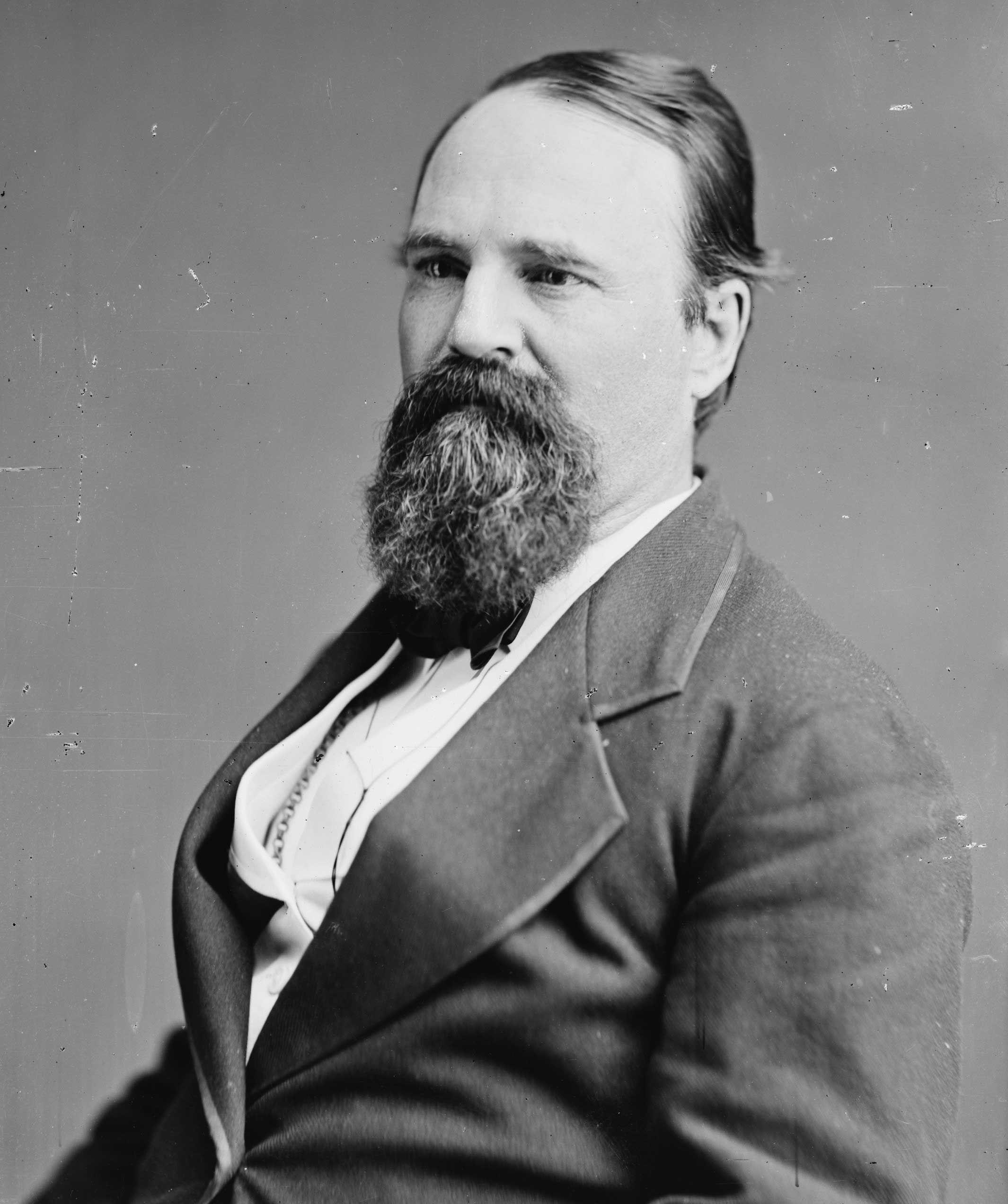 Charles W. Foster - 2nd Secretary Of Treasury (1891-1893)