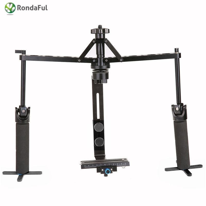 >> Click to Buy << Black Handheld Spider Stabilizer Video Steadicam Steady Rig for DSLR Camera Camcorder 1pcs Freeshipping 2016 #Affiliate
