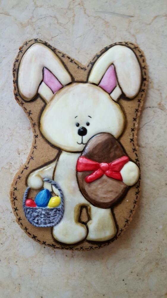 biscoito de Páscoa