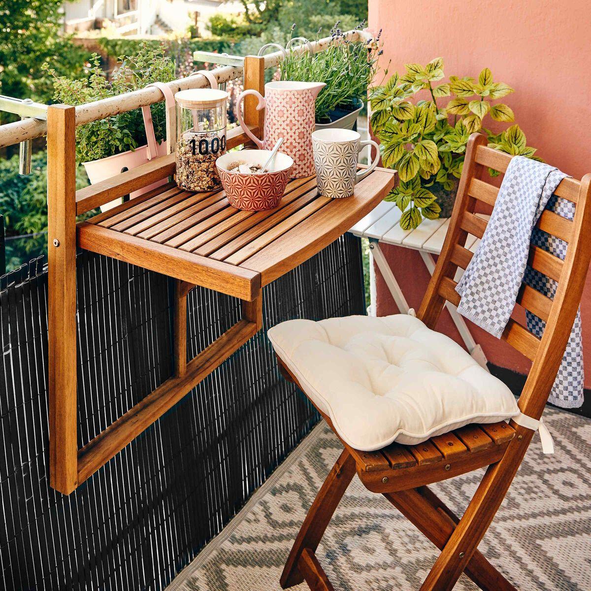 Lodge Balkon Klapptisch In 2020 Klapptisch Klapptisch Holz Und