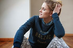 Paris Fashion Capital: La tendance printemps 2014 : le sweat