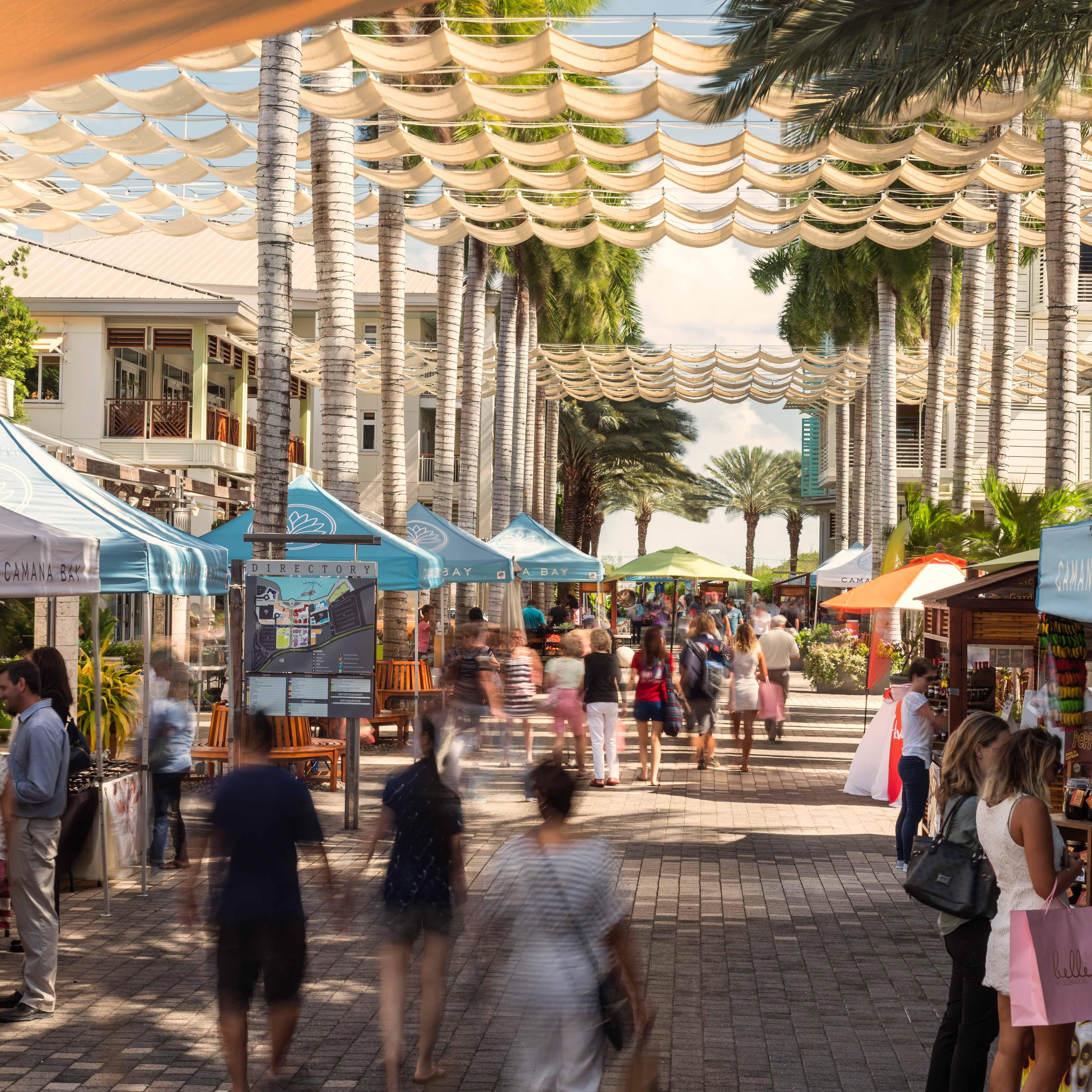 Farmers Markets In Grand Cayman Camana Bay Grand Cayman