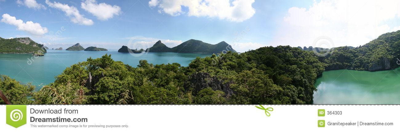 Ang Thong Marine Park - Thailand - Download From Over 58 Million High Quality Stock Photos, Images, Vectors. Sign up for FREE today. Image: 364303