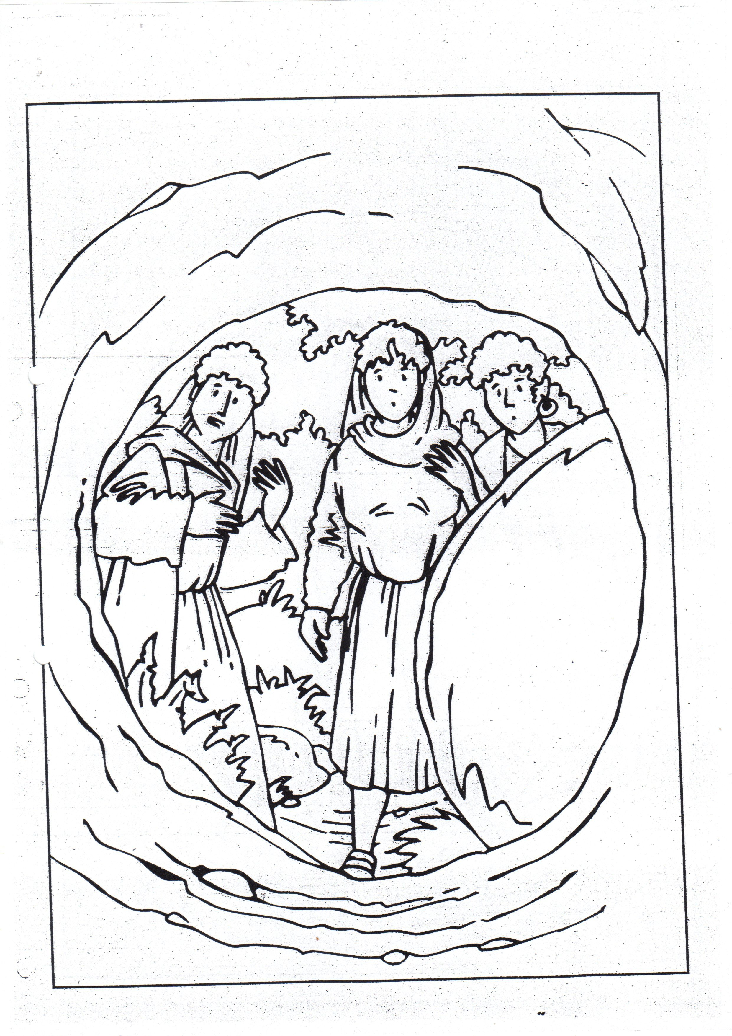 Pin By Marsha Johnson On Jesus Resurrection Bible Crafts Sunday School Crafts Colouring Pages