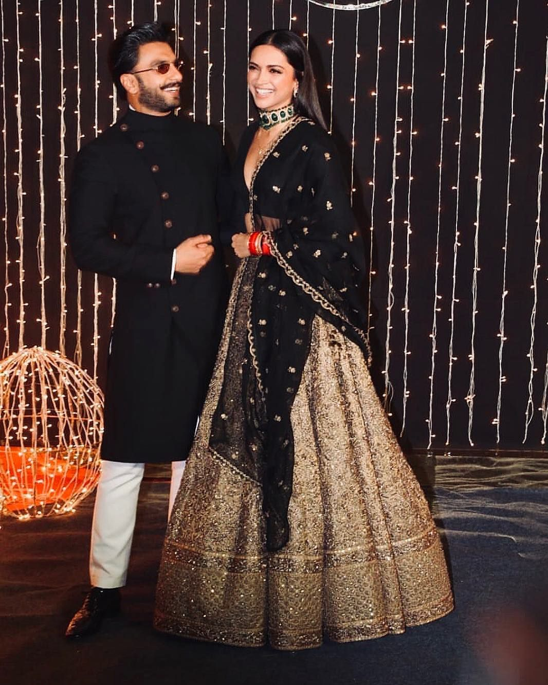 Oh My God I Am Not Crying I Am Not Crying Deepveer Indian Reception Outfit Indian Bridal Sabyasachi Bridal