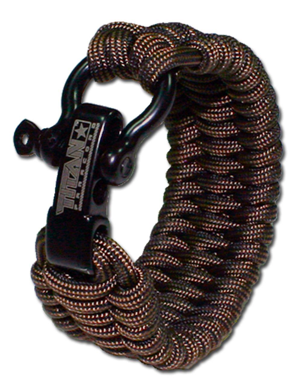 """Paracord Bracelet-Adjustable-/""""SERE Bracelet/"""" *FREE ship*"""