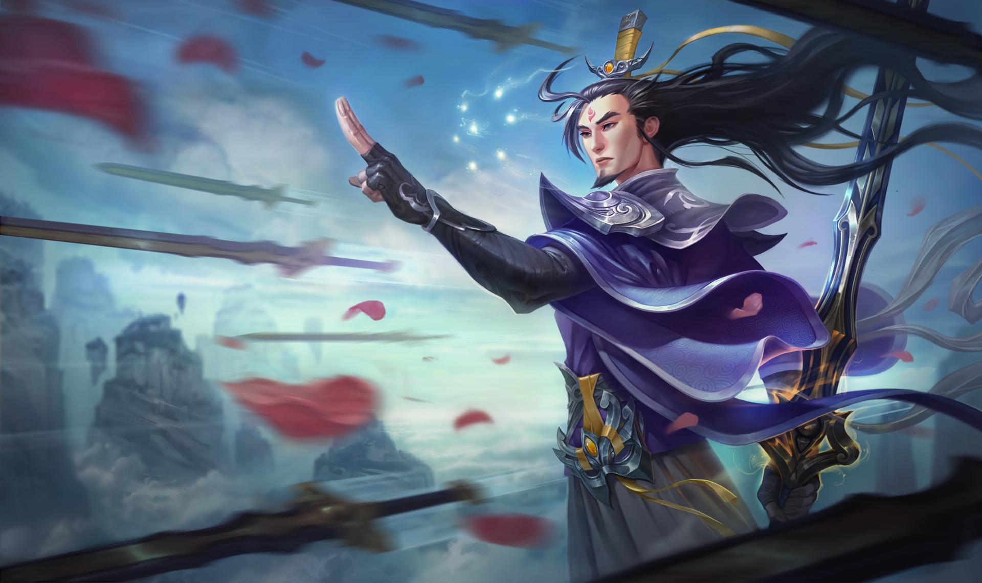 Pin by Mr.kingliu liu on League of Legends League of