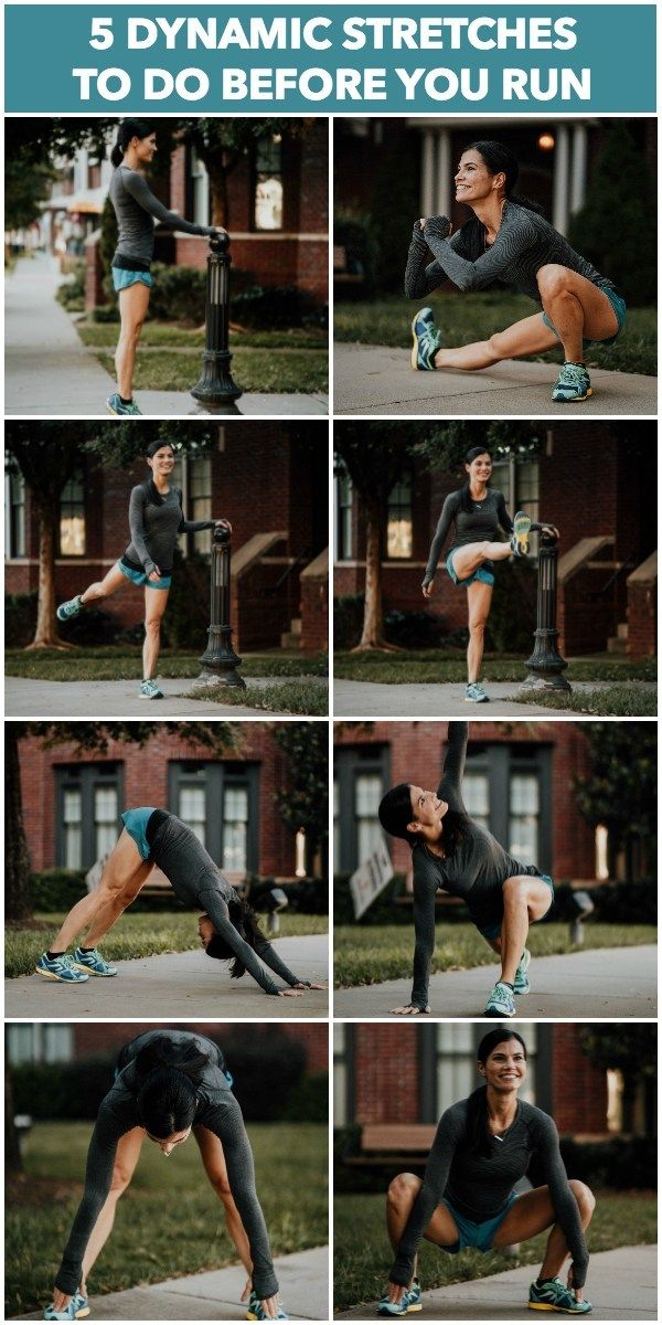 Photo of 5 Dynamic Stretches You Should Do Before Every Run to Prevent Injuries – Peanut Butter Runner