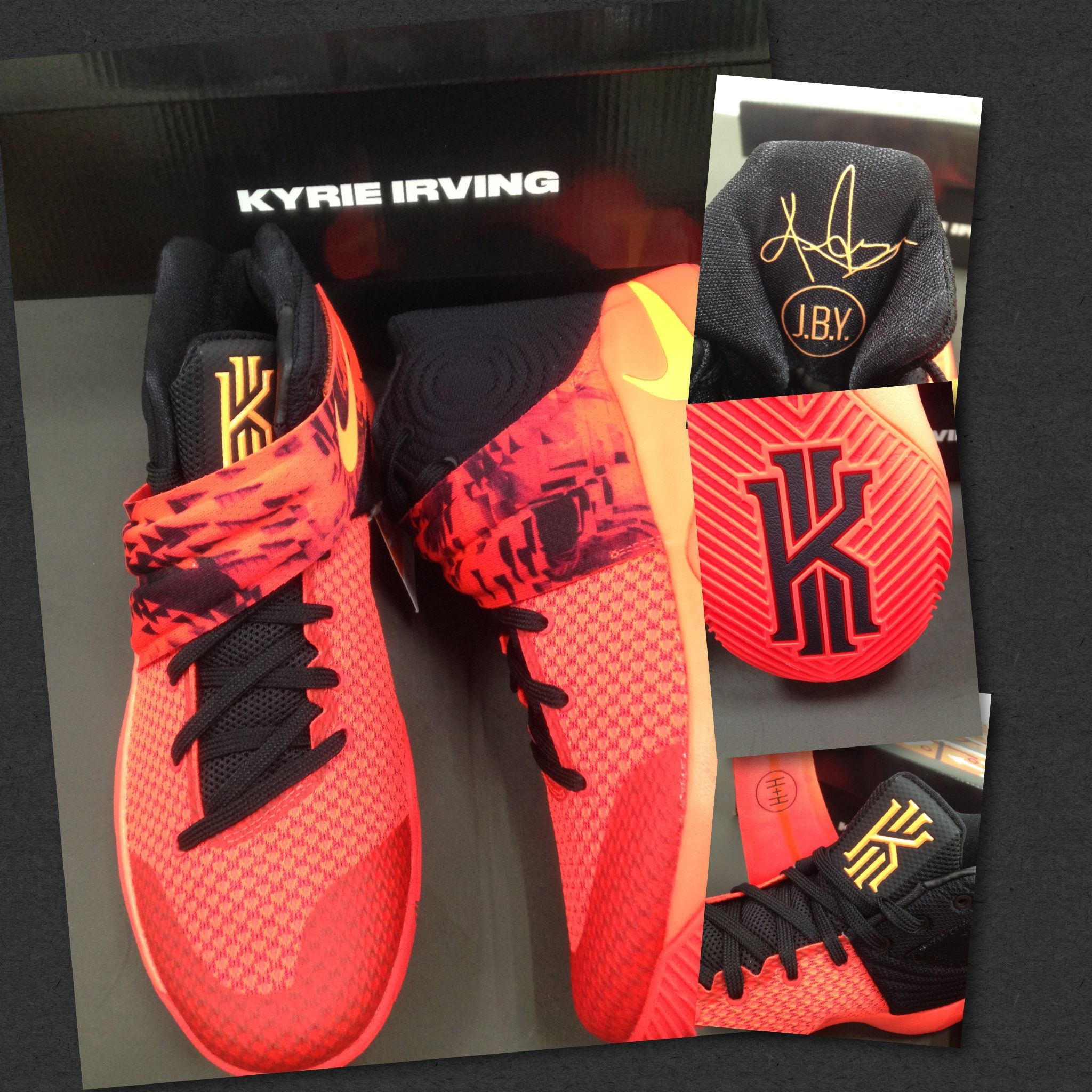 e5fa70bcf770 ... canada nike kyrie 2 ep ii kyrie irving inferno red irving uncledrew  crossover 2deb0 cda2e