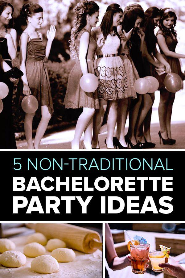 5 Creative Bachelorette Party Ideas Garden Wedding