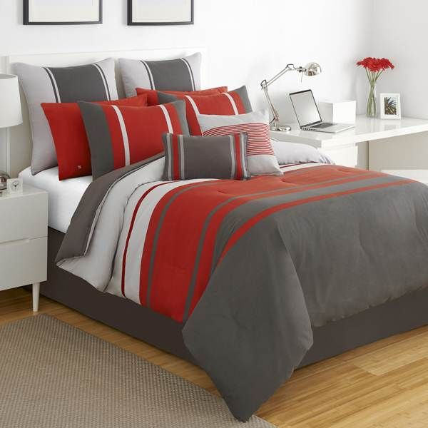 Pin On Guy Bedrooms, Queen Bedding For Guys