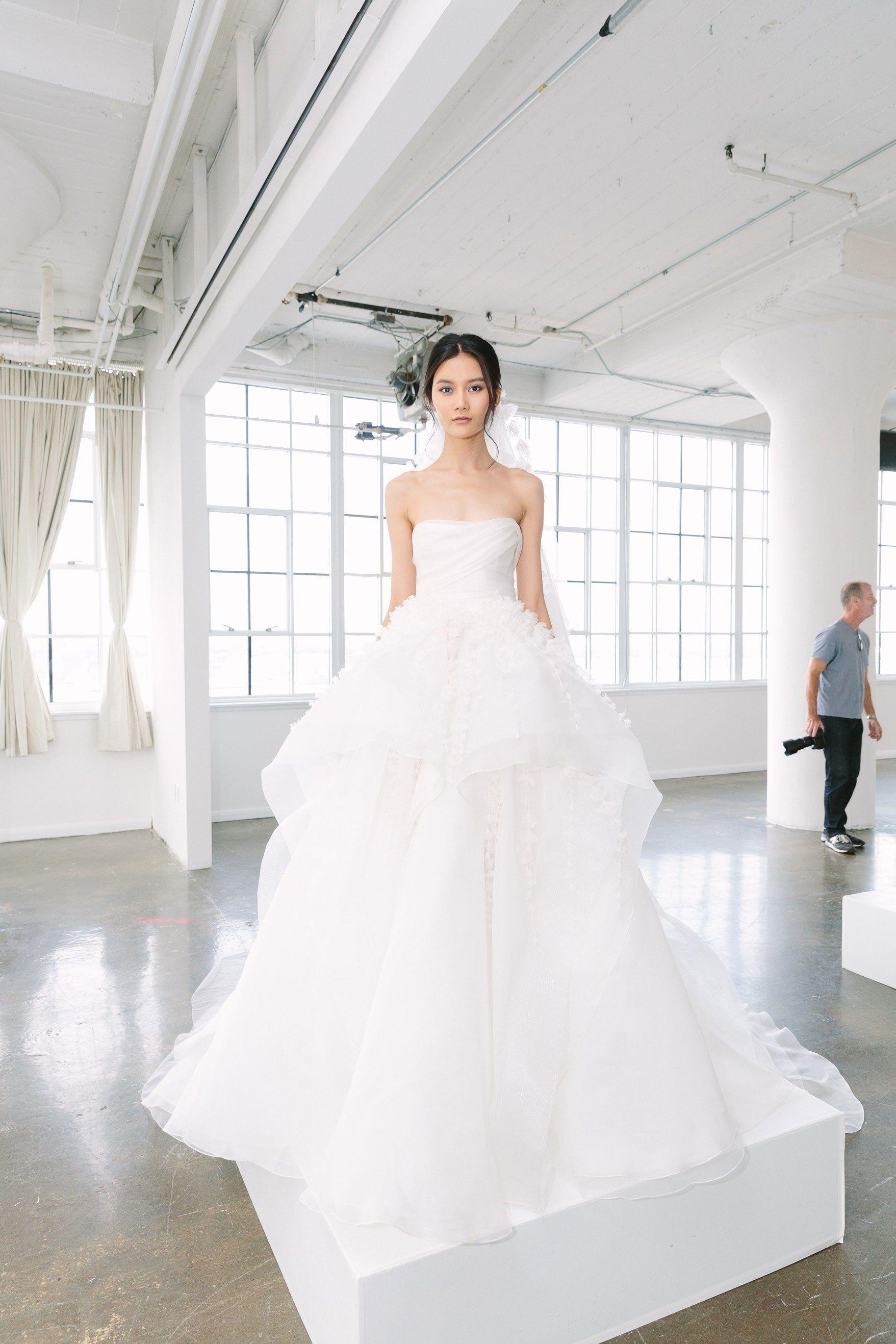 Marchesa bridal fall fashion show marchesa bridal marchesa