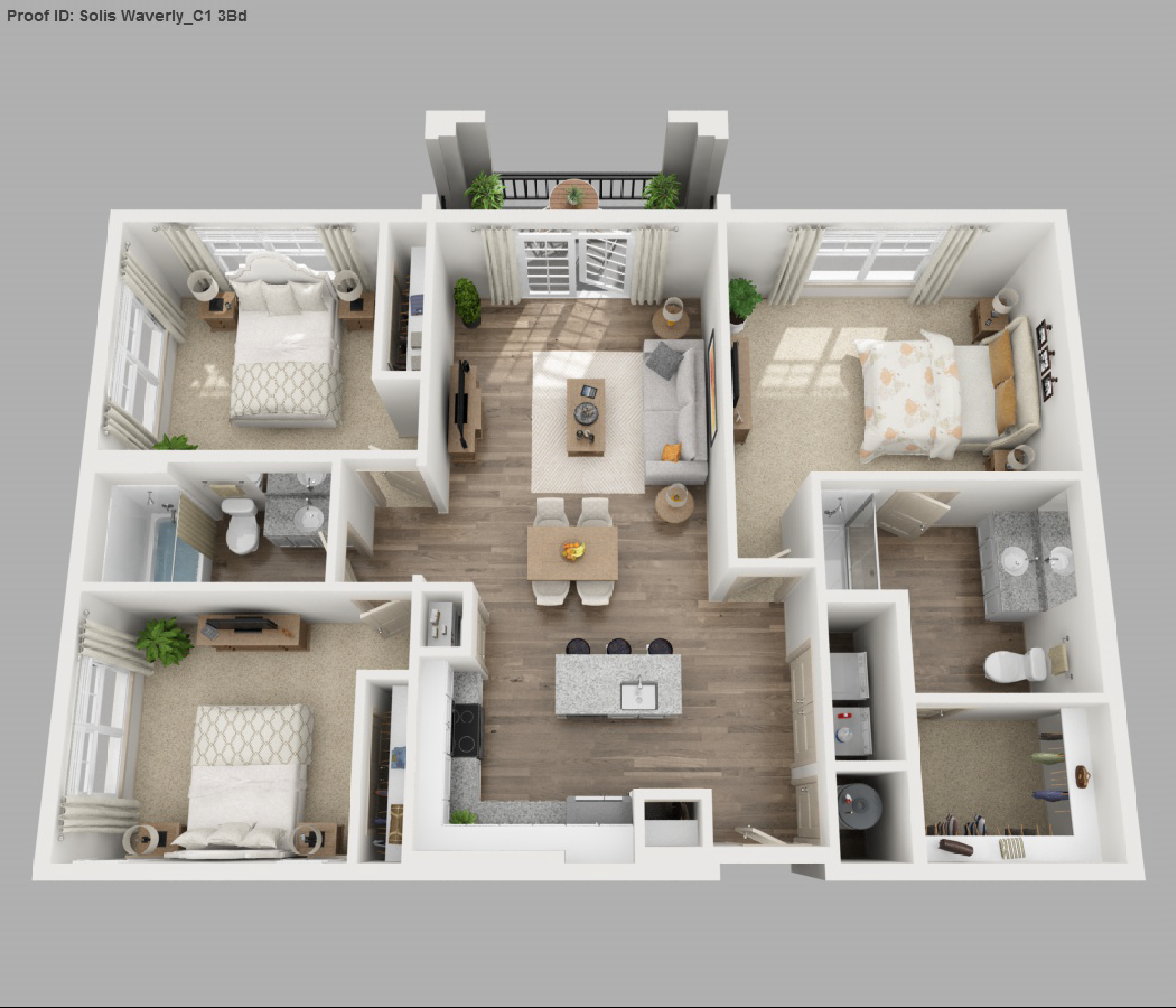Small 3 Bedroom House Floor Plans House Plan 2017