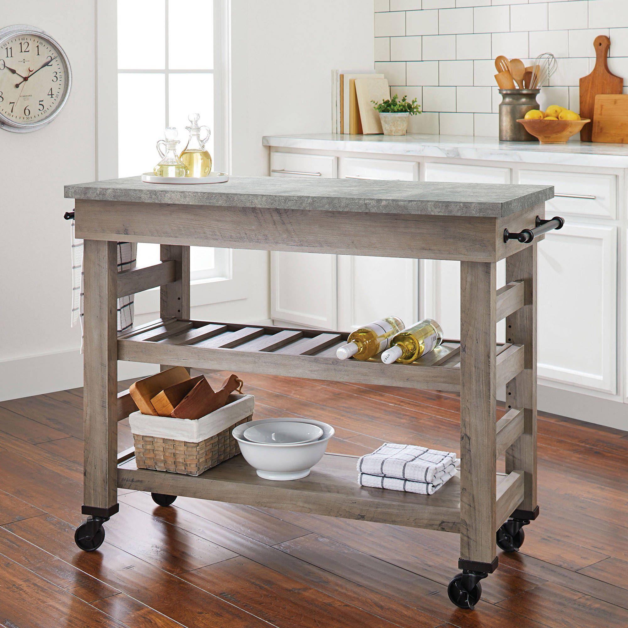 Best Modern Farm House Design Products From Walmart Home Decor Kitchen Farmhouse Kitchen Island Kitchen Remodel