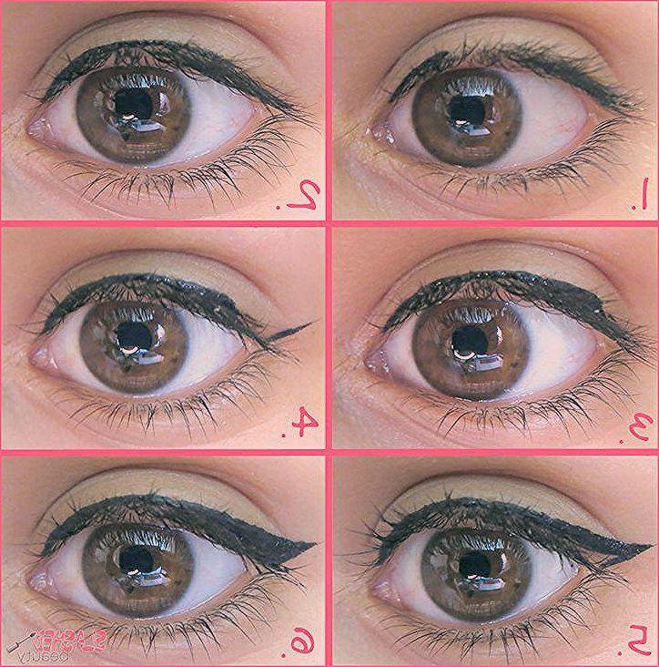 10 Augen Makeup Tutorials für Anfänger