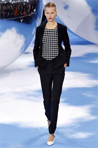 Sfilate Christian Dior Collezioni Autunno Inverno 2013-14 - Sfilate Parigi - Moda Donna - Style.it