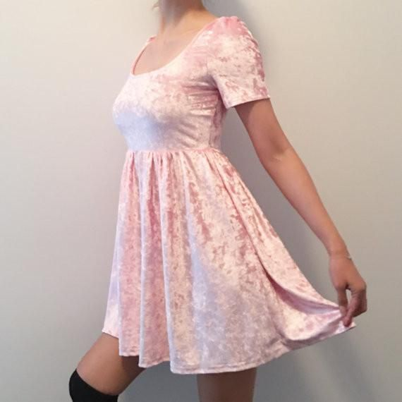 Pastel pink dress for sale