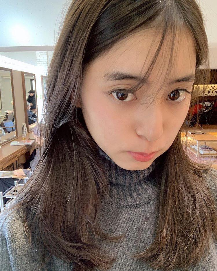 新木優子さんはInstagramを利用しています「ちょきーーん