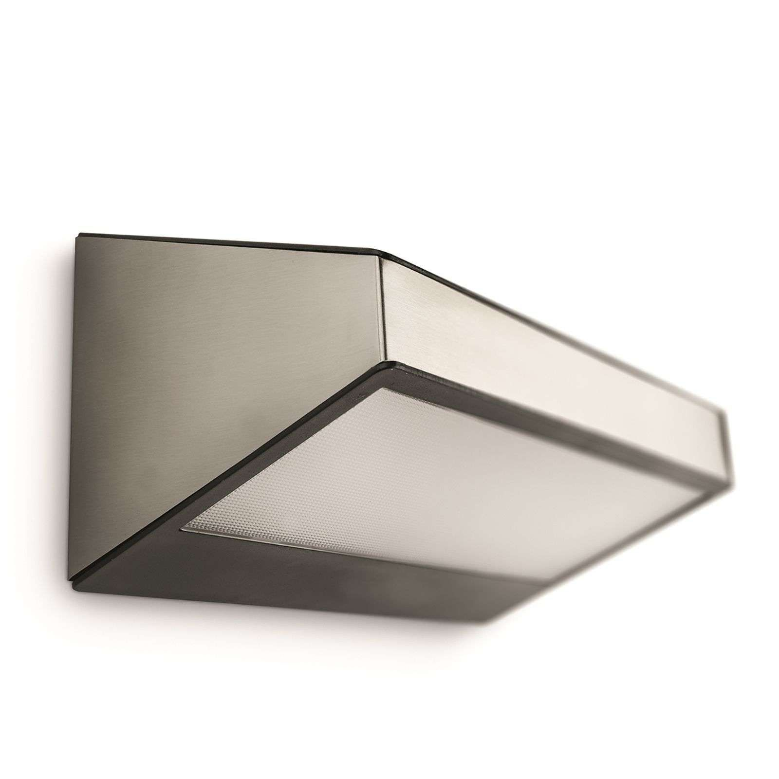 Photo of PHILIPS Greenhouse Solar LED Outdoor Wall Light
