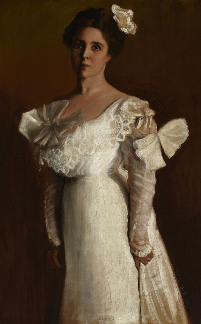 1910 Marie Goth - Portrait of George Babette Mayer McCullough