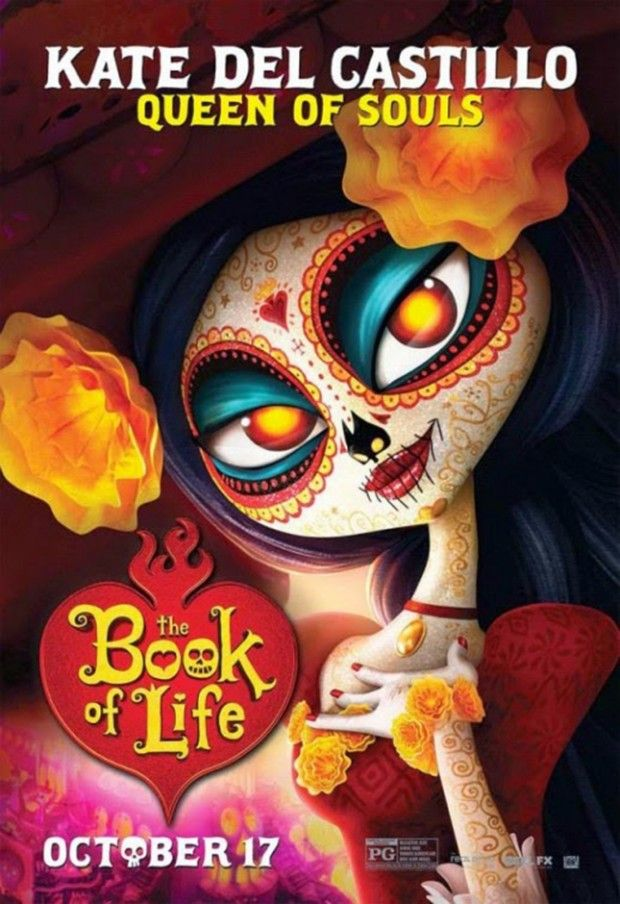 The Book of Life Movie Costume and Craft Ideas on Pinterest | Day ...