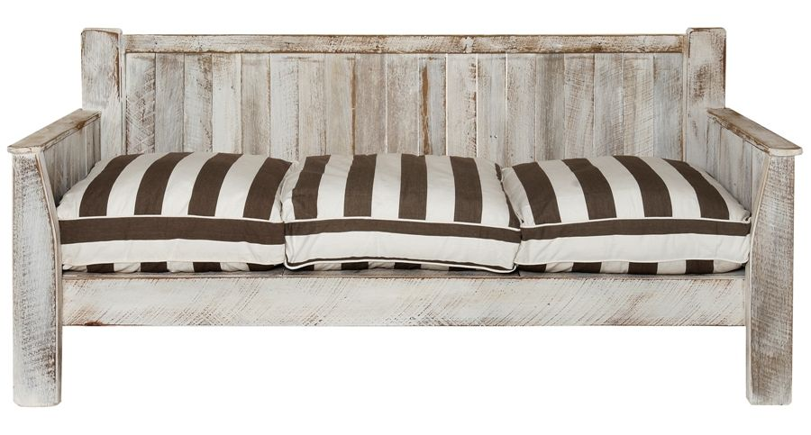 Beechwood Furniture Exterior beachwood furniture  australian hardwood white wash daybed with 3
