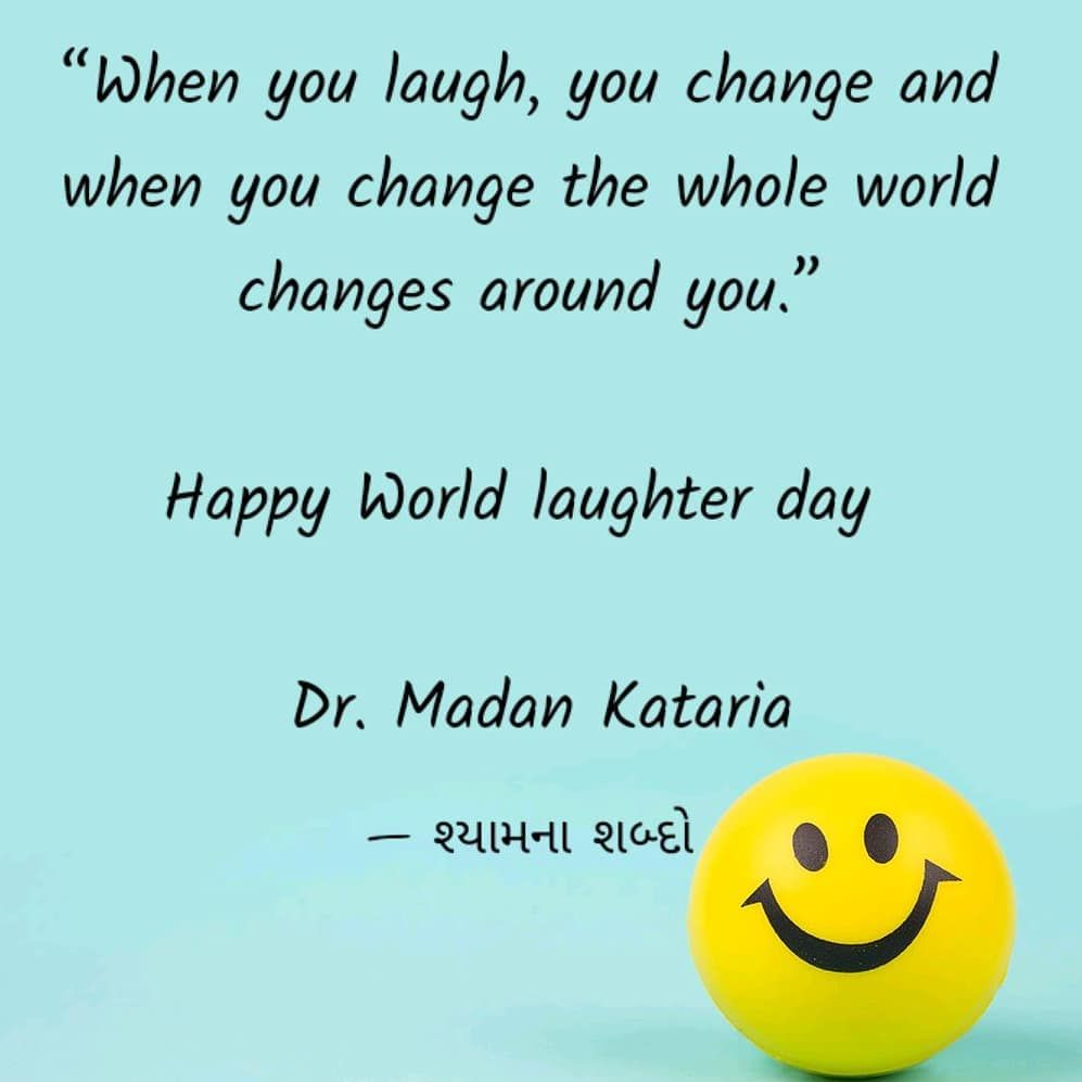 Happy World Laughter Day Hapiness Quotestoliveby Lifequotes Laughter Day Quoteoftheday Happy World Lau Laughter Day World Laughter Day Happy Life Quotes