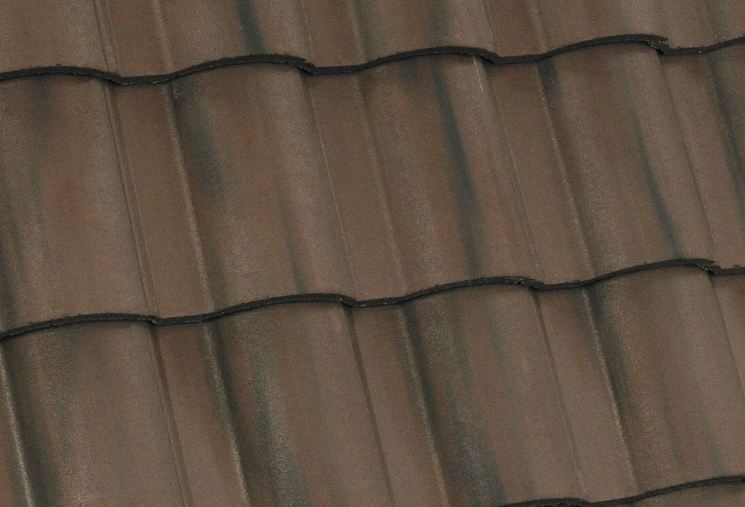 hanson regal chestnut brown roof tile