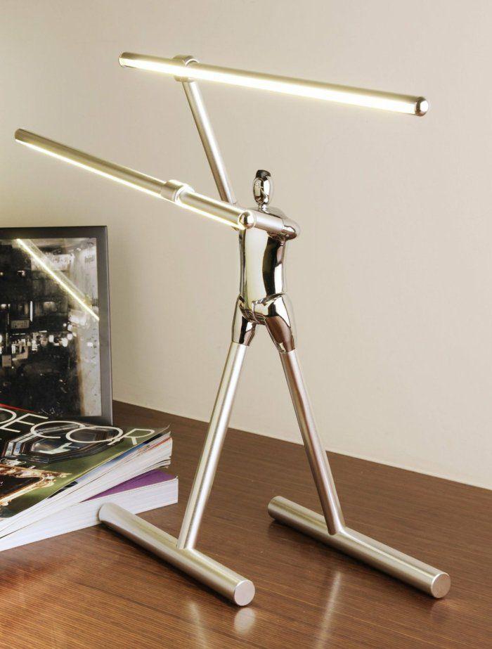 tischlampe design tischleuchten modern led tischlampe Wohnideen - wohnideen led