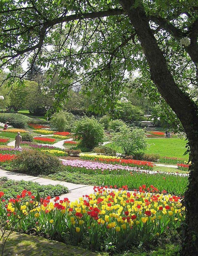 Grugapark Ruhrgebiet Park