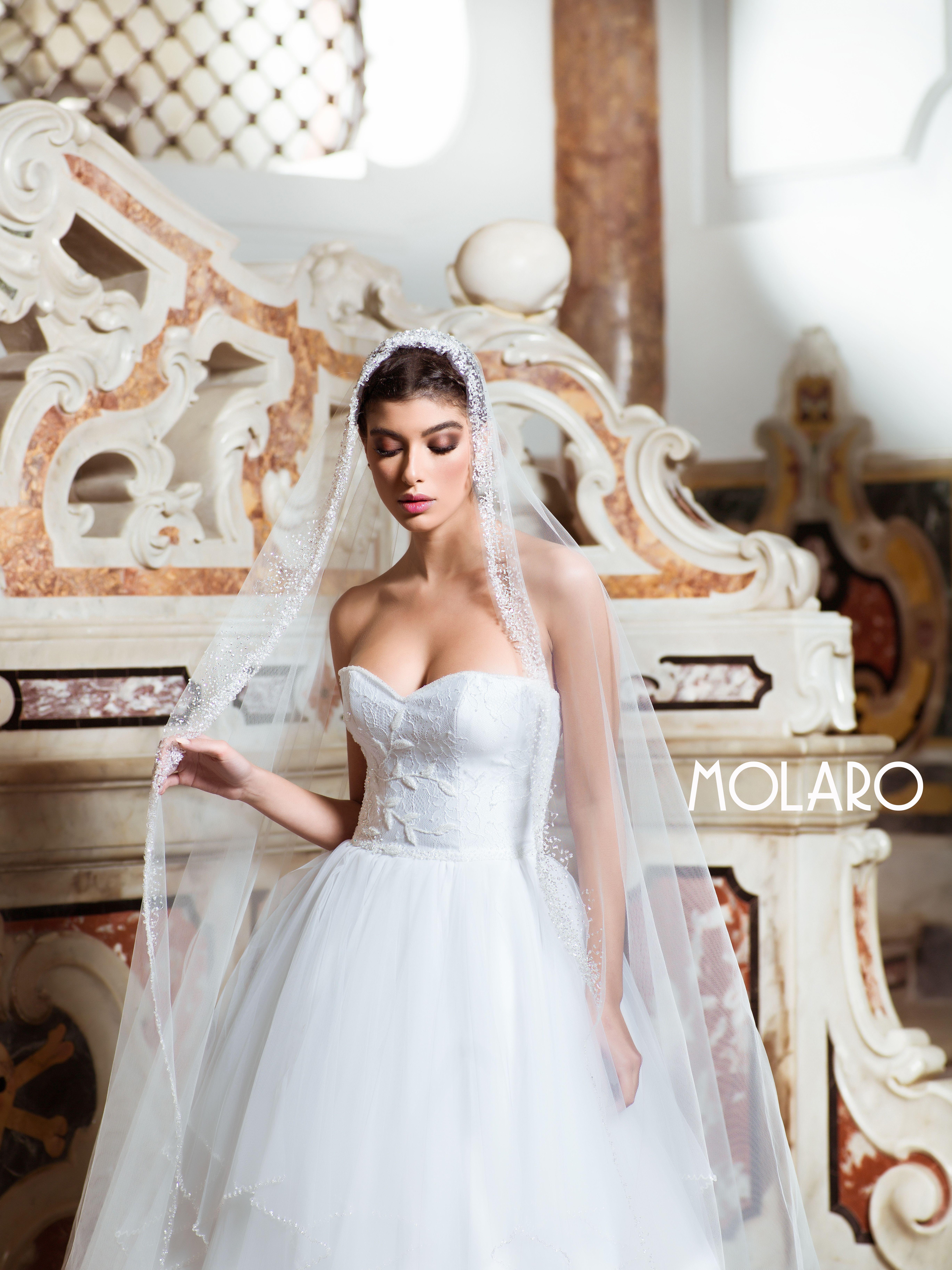 Gianni Molaro Sposa Velo Abitodasposa Weddingdress Style Nozze Abito Da Sposa Senza Spalline Abiti Da Sposa Vestiti