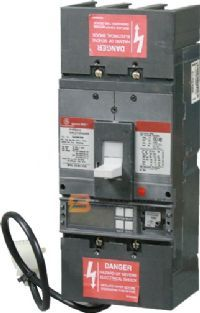 Sgll3606l3xx Spectra Rms 65k 100 Circuit Breaker With Lsigt By General Electric General Electric Electricity Breakers
